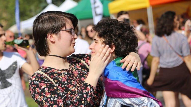 София Прайд 2019 се обяви срещу омразата (Снимки)
