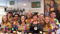В американските ресторанти готвенето се превръща в изкуство под влияние на тревата