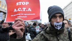 Демонстрациите бяха организирани през последните няколко седмици чрез социалната мрежа Facebook