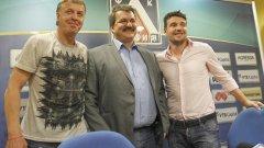 Те тримата заедно с Тонев и Йоканович взеха радикалното решение.