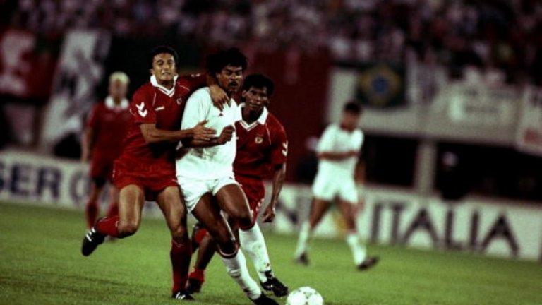 15. Франк Рийкард (1988-1993, 16 гола в 142 мача)
