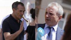 Тези работи не стават с декрет, друго е нужно – наличие на президенти и селекционери, които желаят да работят с български футболисти