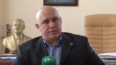 През 2014 г. Божин Божинов смятал да се бие в Крим на руска страна