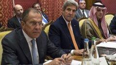 Срещата в Лозана не доведе до мирно решение на конфликта