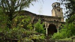 Изоставената църква на някогашния семинарен комплекс за малко изплува от забравата, в която е прекарала последните 25 години