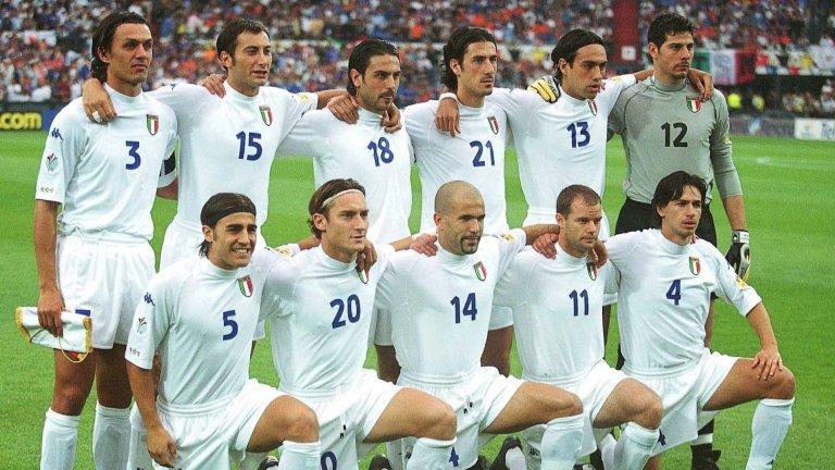 """Италия бе на секунди до втората си европейска корона, която обаче все още липсва от витрината на """"адзурите"""""""
