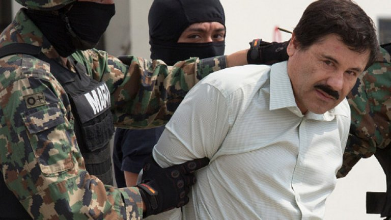 """След ареста на Ел Чапо битката между неговия картел и претенденти за пазара се ожесточава в Колима - град, наричан още """"столицата на убийствата"""" на Мексико"""