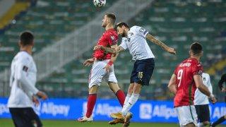 """Гредата спря """"лъвовете"""" за победа срещу участник на Евро 2020"""