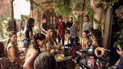 Вече можем да надникнем зад кулисите на новия сезон от най-успешната поредица на HBO