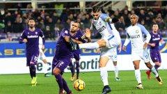 Икарди се отпуши през второто полувреме, но Интер не удържа аванса си