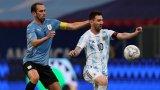 Аржентина стигна до първи успех на Копа Америка (видео)