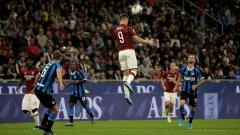 """Интер е на първо място в Серия """"А"""" с пълен актив от 12 точки след първите четири кръга."""