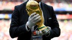 Интересни факти за най-големия турнир в света на футбола