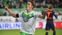 Нападателят на Волфсбург имаше доста тежка седмица, а сега изхвърча и от националния отбор