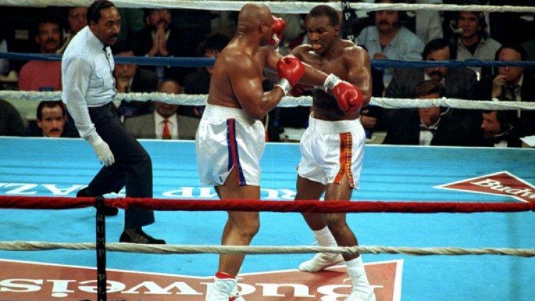 Ивендър Холифийлд    Той загуби не само ухото си. Смятан за един от най-великите боксьори в историята, величан от фенове и разпознаван навсякъде, Ивендър Холифийлд нямаше вид на човек с парични проблеми. За 20 години на ринга здравенякът е заработил около 200 милиона долара, но ....    Първите признаци се появиха през 2008-ма година, когато Холифийлд затвори луксозното си имение със 109 стаи в Атланта, а след това се принуди да го продаде на търг. Твърди се, че сега дължи 200 000 долара данъци и 500 000 долара детска издръжка.