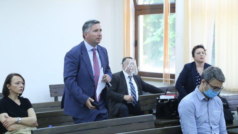 Срещу Дянков и Трайков бяха повдигнати обвинения в длъжностно престъпление
