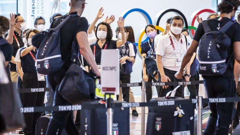 9 дни преди Олимпиадата заразените с COVID-19 в Токио скочиха над 1000 на ден