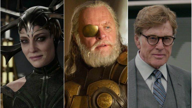 От Робърт Редфорд до Глен Клоуз - не са малко безспорно талантливите и награждавани с големи награди актьори и актриси, които вече са били част от филмите по комикси на Marvel Studios. Някои от тях определено ще ви изненадат. Вижте ги в нашата галерия: