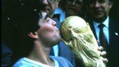 Пеле: Един ден с Диего ще играем футбол на небето