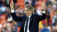 Масимо Морати продължава да мечтае да привлече в Интер Лионел Меси