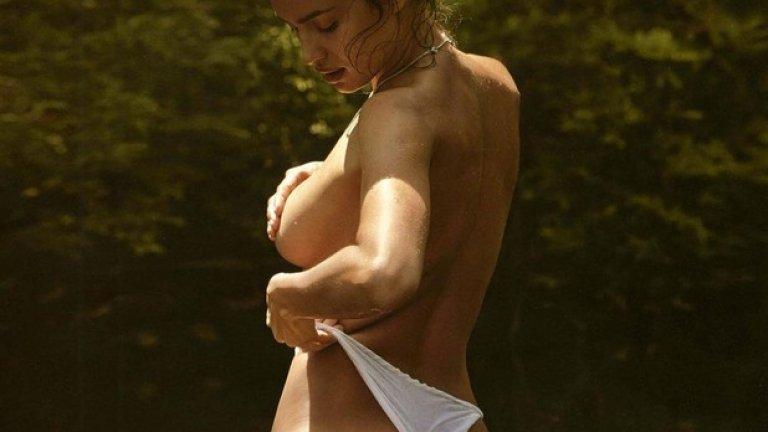 Ирина Шейк може и вече да не е с Кристиано Роналдо, но за нас никога няма да е бивша.