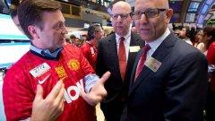 Семейство Глейзър ще продаде осем милиона от акциите си срещу 110 милиона евро