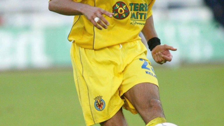 Хосе Мари с екипа на Виляреал, където игра между 2003 и 2007 г.
