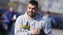 Божинов е готов да играе в Левски за без пари