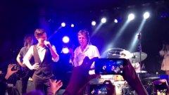 Пол Маккартни пя на новогодишното парти на Абрамович