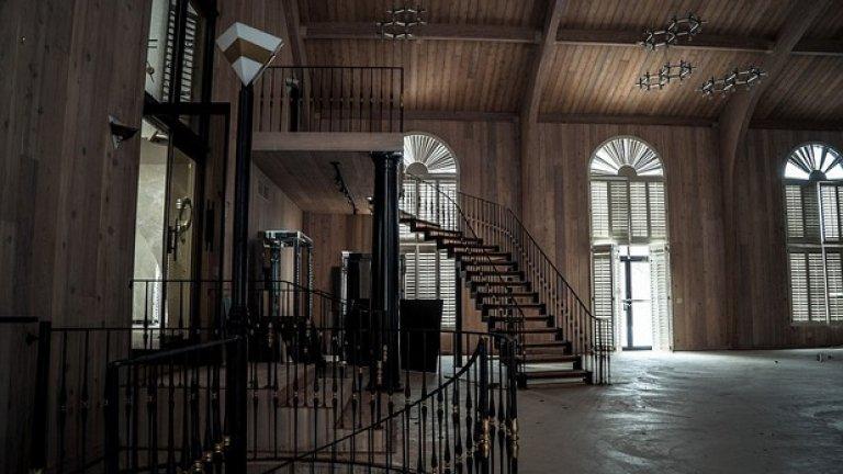 В тази къща Тайсън организираше известните си партита