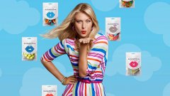 След като бонбоните Sugarpova се наложиха на пазара, Шарапова се ангажира да разшири влиянието си и вече се занимава с неща като интериорен дизайн...