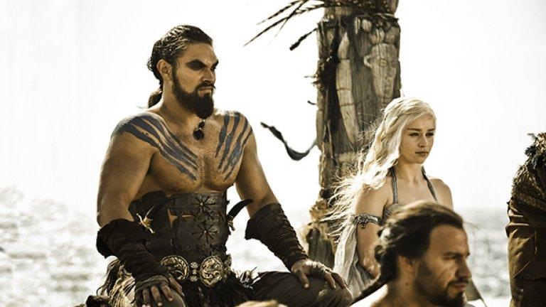 Брак по сметка, за да върнеш фамилията си на Железния трон - това е Денерис