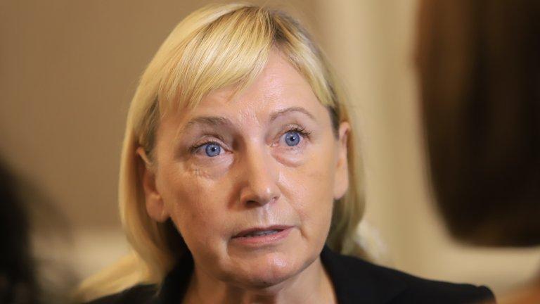 Според антикорупционната комисия Йончева е придобила 158 хил. лв. чрез източване на КТБ през офшорки