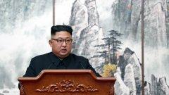 Ким Чен Ун се появи публично за първи път от седмици