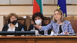 Депутатите гласуваха за сваляне на държавната охрана от главния прокурор