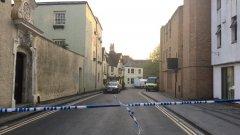 Местните власти са категорични, че не става въпрос за терористичен акт