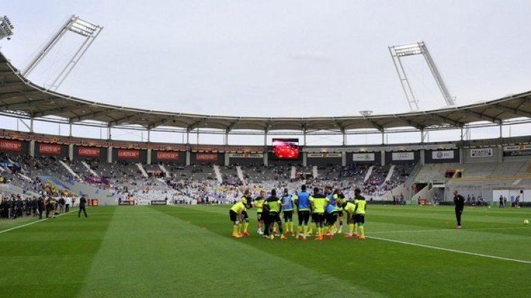 Градският стадион в Тулуза е с капацитет 36 369 места. На него в груповата фаза ще играят Испания – Чехия (13 юни), Италия – Швеция (17 юни) и Русия – Уелс (20 юни).