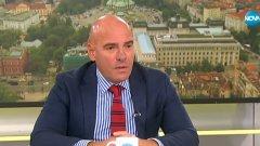 """Става дума за служител в компания за киберсигурност, обясни Явор Колев от отдел """"Киберпрестъпност"""" към ГДБОП (на снимката)."""