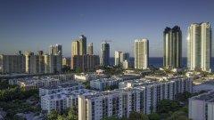 Меси пръсна 7.3 млн. долара за цял етаж във Флорида