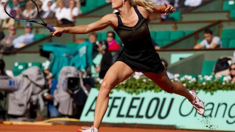 На следващата година Мария спечели надпреварата във френската столица