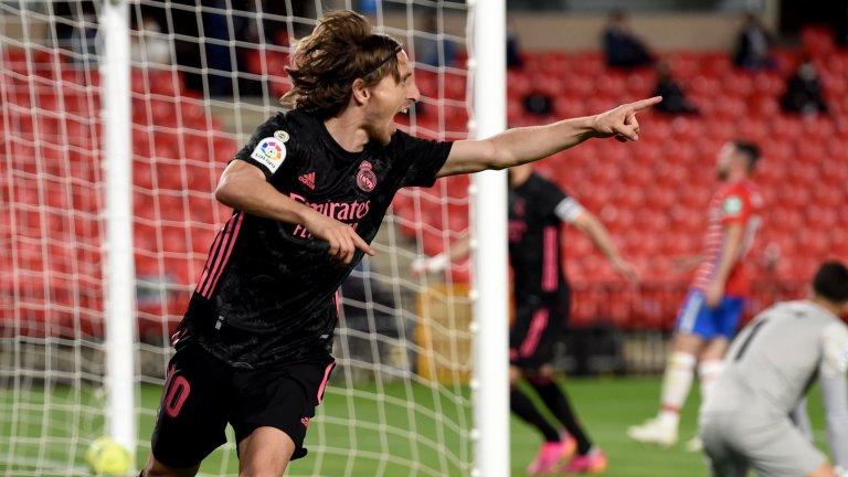 Осакатеният Реал не се отказва да преследва Атлетико