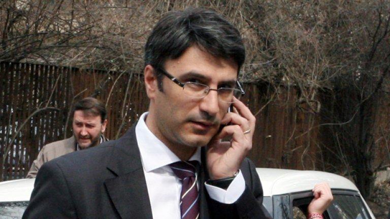 Министърът на икономиката, енергетиката и туризма Трайчо Трайков поиска на 5 април уволнението на шефа на НЕК Красимир Първанов - и то се случи на деветия ден