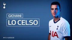 Ло Селсо ще играе в Тотнъм до края на сезона