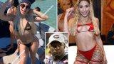 Звезда на НФЛ наруши карантината за парти с порно звезда