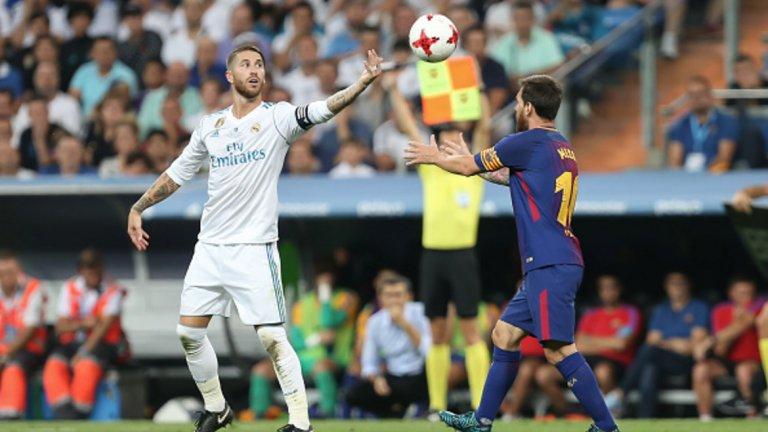 """9. Почти половината от номинираните са от испанската Примера Ла Лига има цели 14 представители в окончателния списък и изпреварва английската Висша лига, която е с 11. На трето място е френската Лига 1 с трима играчи, а италинаската Серия """"А"""" има само двама."""