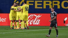 Реал отново стъпи накриво, грешка на Куртоа коства победата