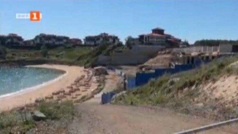 Изградените четири нива не представляват хотелски стаи, а според Строителния надзор и община Созопол нарушение няма