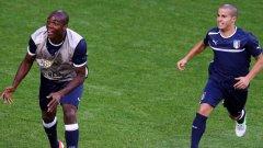Огбона и Джовинко бяха част от състава на Италия на Евро 2012