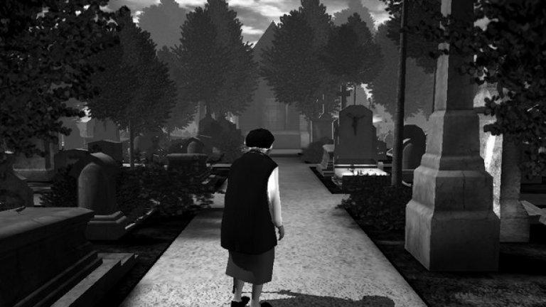 The Graveyard - една от силно експерименталните игри в последните години, която можем да причислим към артхаус течението