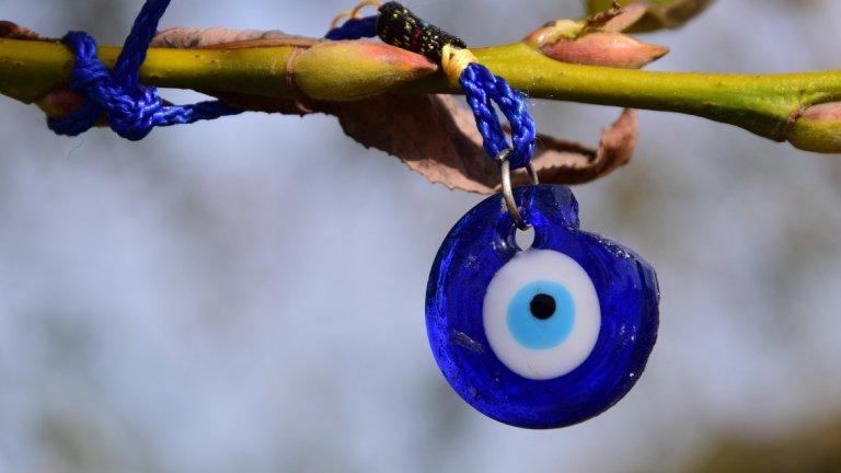 """""""Злите очи"""" датират още от зората на цивилизацията"""